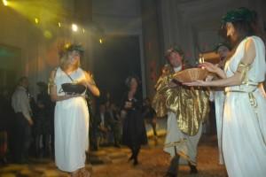 Roman feast