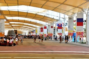 EXPO 2015 Mediolan